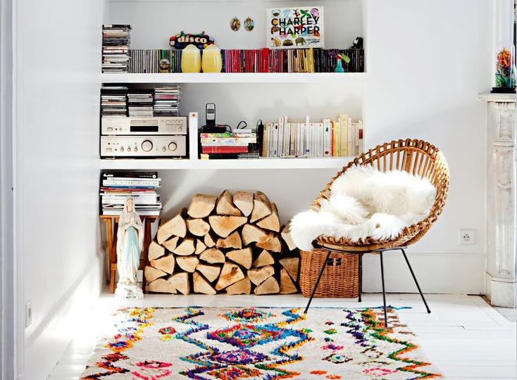 corner ideal para leer