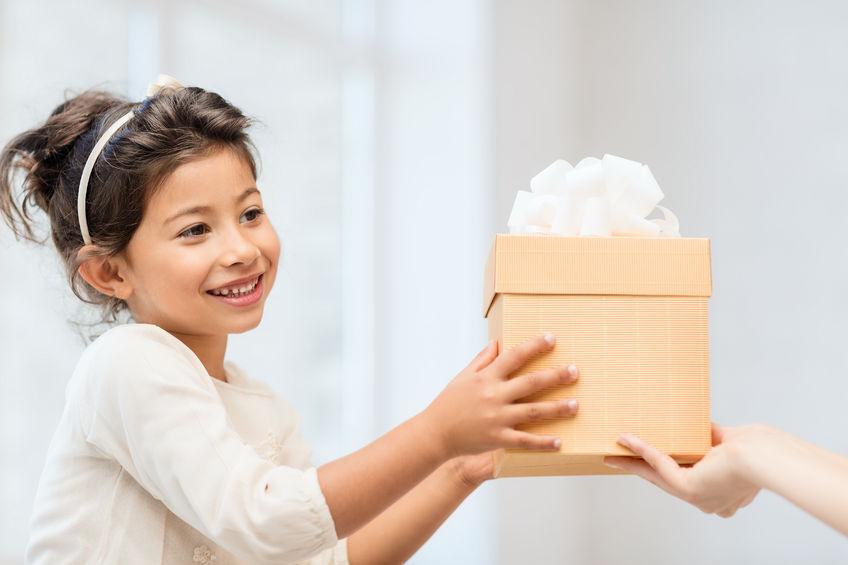 El mejor regalo par aun niño