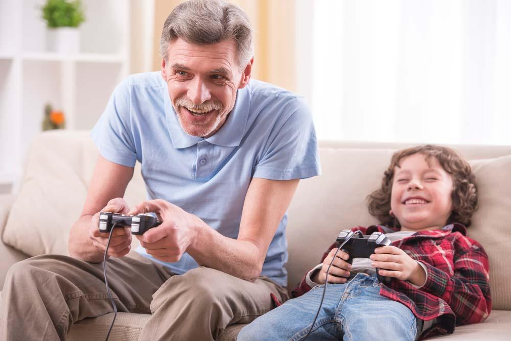 abuelos play