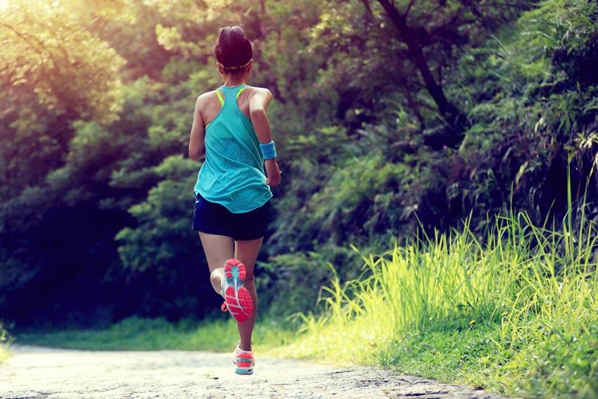 running mama