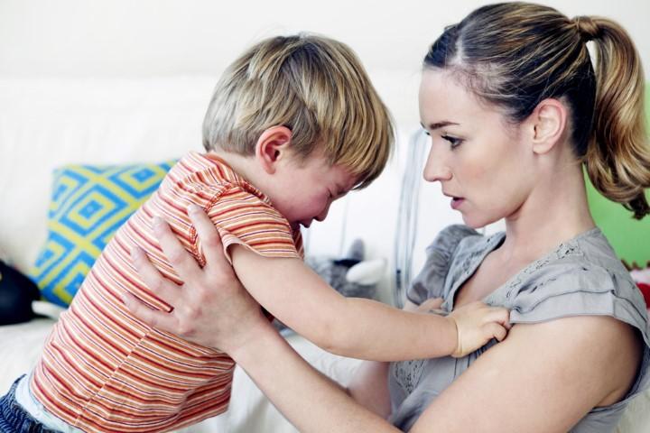 Mostrar empatía con los niños