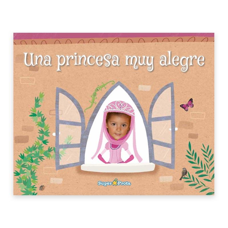 Una princesa muy alegre